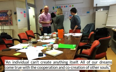 Creating together we make it better
